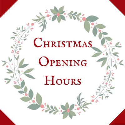 ChristmasOpening-Hours